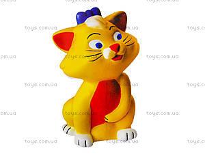 3D раскраска для детей «Кошечка», 3044-7, цена