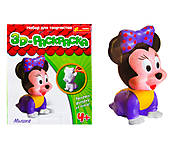 3D раскраска «Мышка», 3044-3