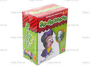 3D раскраска «Мышка», 3044-3, цена