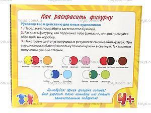 3Д раскраска «Утка», 3044-4, фото