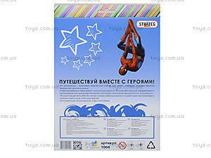 Детская 3D - раскраска «Человек-паук», 1004, фото