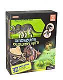 3Д скелет динозавра, 806A, фото