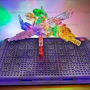 Конструктор со светодиодами «3D Световая Панель», 1105b, цена