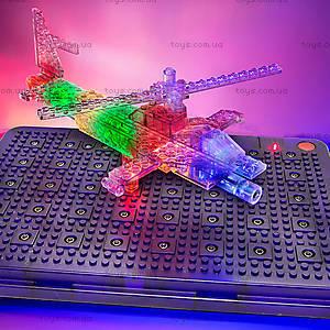 Конструктор со светодиодами «3D Световая Панель», 1105b, игрушки