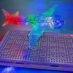 Конструктор со светодиодами «3D Световая Панель», 1105b, детские игрушки