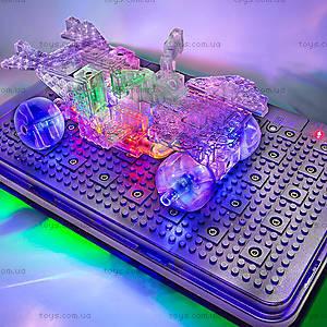 Конструктор со светодиодами «3D Световая Панель», 1105b, toys.com.ua