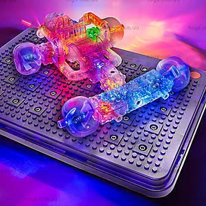 Конструктор со светодиодами «3D Световая Панель», 1105b, toys