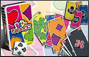 Настольная игра с карточками Papayoo, 40021