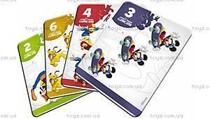 Большие карты с логическими задачами «Микки», 40605, купить