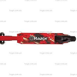 Самокат Razor Dirt Scoot RDS, красный, R13073458, купить