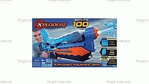 Игровой набор Xploderz XGround Pounder 2500, 45112