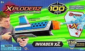 Игровой набор Xploderz X3 Invader, 46025, купить