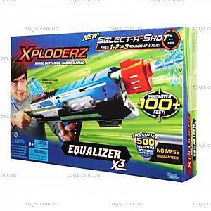 Бластер Xploderz X3 Equalizer, 46040, купить