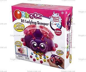 Игрушка на радиоуправлении Orbeez Lady Bug, 47180, отзывы