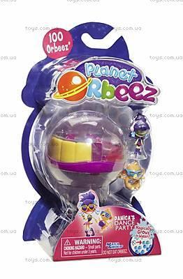 Игровой набор Planet Orbeez DJ Playset, 47250, фото