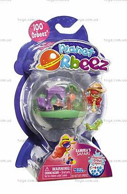Игровой набор Planet Orbeez Safari Playset, 47255, фото
