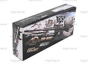 4D-конструктор «Оружие», MM0596-2, купить