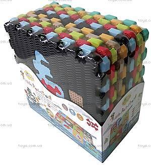 Детский коврик пазл «Приключения пиратов», GB-M1501, купить