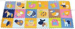 Детский коврик-пазл «Прекрасный мир», GB-M1218ABL