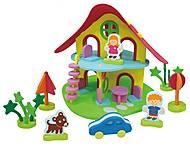 Объемная игрушка-пазл «Вилла», GB-3DV, детские игрушки