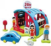 Игрушка-пазл «Кафе путешественника», объемная, GB-3DB, детские игрушки