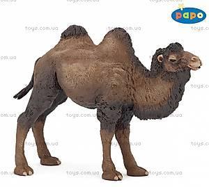 Детская игровая фигурка «Двугорбый верблюд», 50129