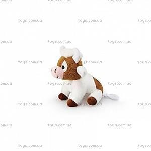 Мягкая игрушка «Бычок светлый», 51114