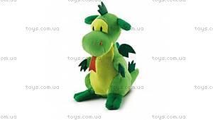 Мягкая игрушка «Дракон зеленый», 51147
