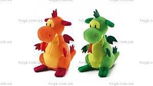 Мягкая игрушка «Красный дракон», 51148