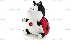 Плюшевая игрушка «Божья коровка», 52025
