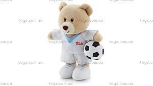 Мягкая игрушка «Медведь-футболист», 52174