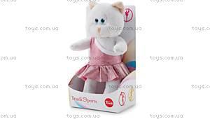 Мягкая игрушка «Кошка гимнаст», 52176, купить