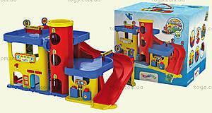 Игровой детский набор «Гараж», 5500