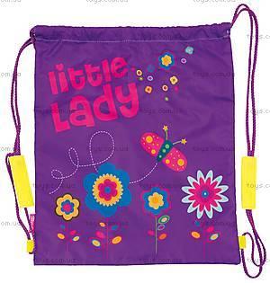 Детская сумка для обуви «Маленькая леди», 551960