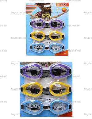 Очки для плавания Intex, 55612