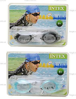 Спортивные очки для плавания с UV-защитой, 55684