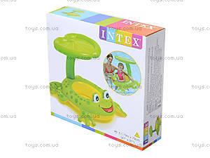 Плотик для малышей «Лягушка», 56584, фото