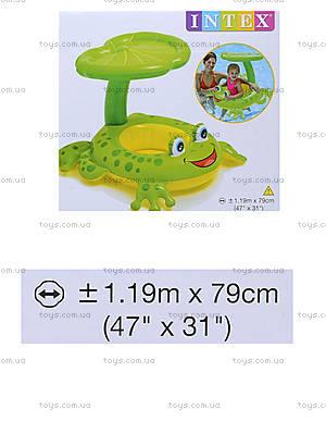 Плотик для малышей «Лягушка», 56584