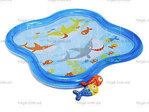 Бассейн детский с фонтанчиком, 57126, купить