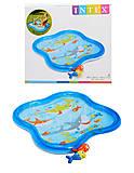 Бассейн детский с фонтанчиком, 57126, іграшки