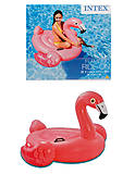 Надувной плот «Фламинго», 57558, игрушка