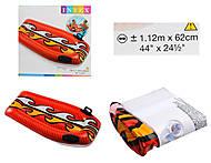 Матрас - плотик с ручками, 58165, игрушка