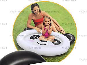 Детский надувной бассейн «Панда», 59407, фото