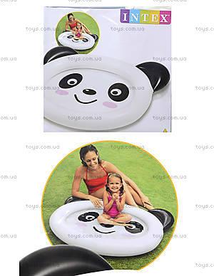 Детский надувной бассейн «Панда», 59407