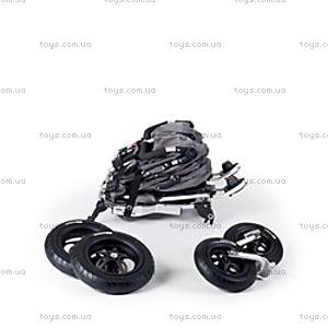 Прогулочная коляска для двойняшек Twinner Twist Duo, carbo/mud, T-TWD-030, купить