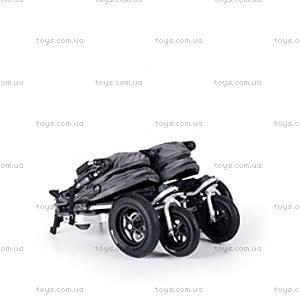 Прогулочная коляска Twinner Twist Duo Premium, anthrazit, T-TWD-Premium-411, купить