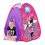 Детская палатка «Минни Маус», лицензия, JN71144, магазин игрушек