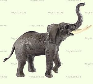 Игровая фигурка «Африканский слон», 63573