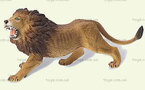 Игровая фигурка «Рычащий лев», 63600