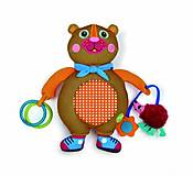 Мягкая игрушка с механизмом «Медвежонок Шоколад», 71410, игрушки